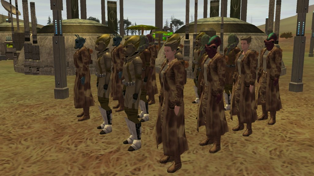 Star Wars Galaxies: Empire In Flames Mod